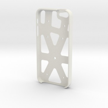 Cover cellulare bianco