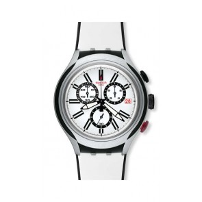 Watch Swatch Black Wheel